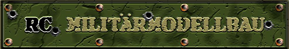 RC Militärmodellbau