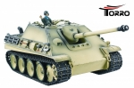 Jagdpanther 2.4 GHz R&S BB-Version Metallgetriebe Airbrush Wüstentarn