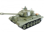 M26 Pershing Snow Leopard 2.4 GHz R&S Metallgetriebe Holzbox