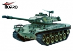 M41 Walker Bulldog 2.4 GHz R&S Metallgetriebe Metall-Treibrad Metallkette & Airbrush