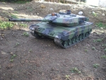 Leopard 2 A6 Torro-Edition 2,4 GHz R&S Metallgetriebe