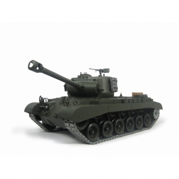 M26 Pershing Snow Leopard 2.4 GHz R&S Metallgetriebe Metall-Treibrad Metallketten