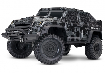 TRAXXAS TRX-4 TACTICAL UNIT CRAWLER 4WD im Maßstab 1:10